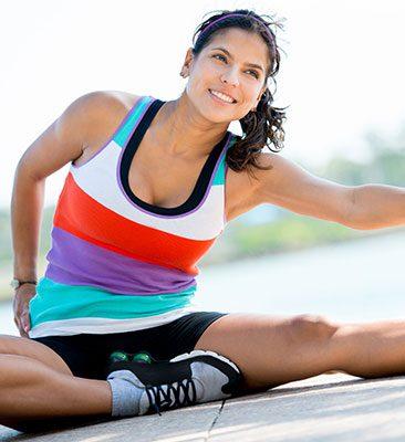 Ako sa prinútiť do cvičenia
