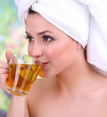 15 dôvodov prečo piť zelený čaj