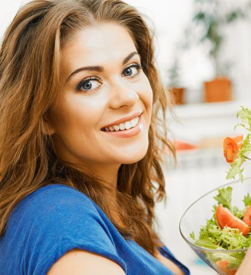 Čo jesť pre zdravé vlasy
