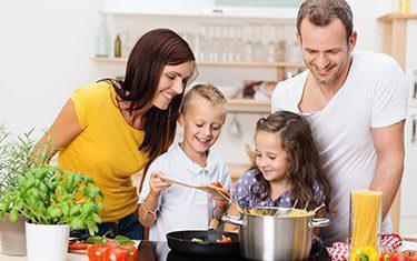 Zaneprázdnené mamičky a rodiny