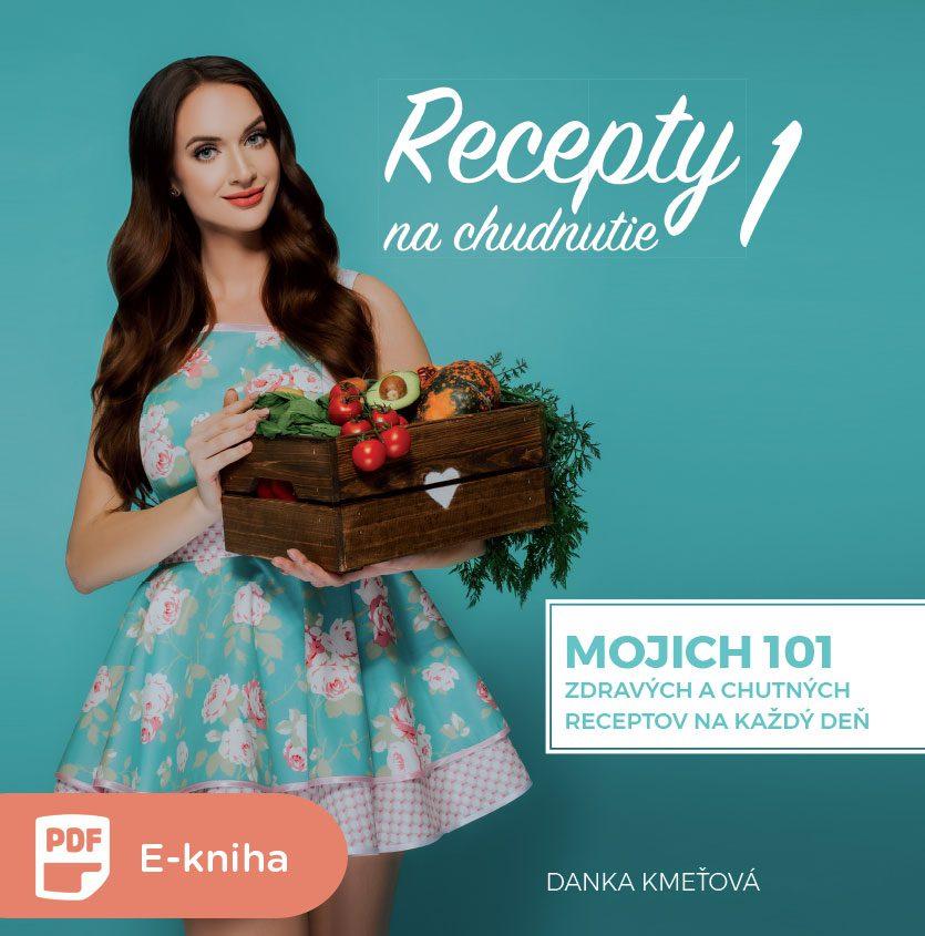 Recepty na chudnutie 1 - elektronická kniha
