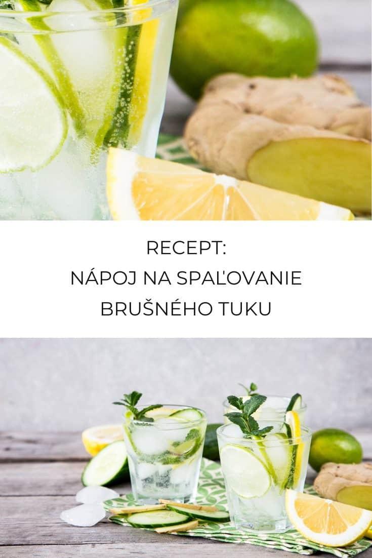 Recept na nápoj, ktorý spaľuje tuky