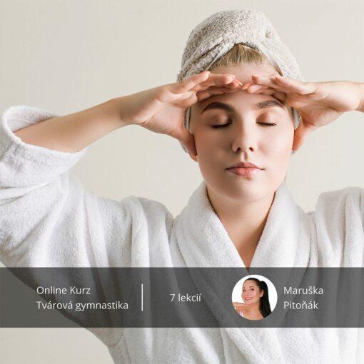 Online kurz tvárová gymnastika