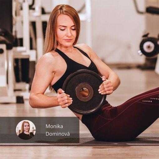 Cvič vo fitku: Cviky na sexi zadok a štíhle nohy