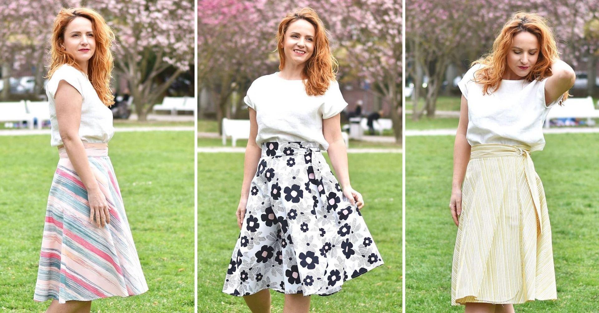 Ako si vybrať sukňu